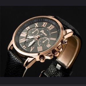 Other - Another Classy Black Watch❄️